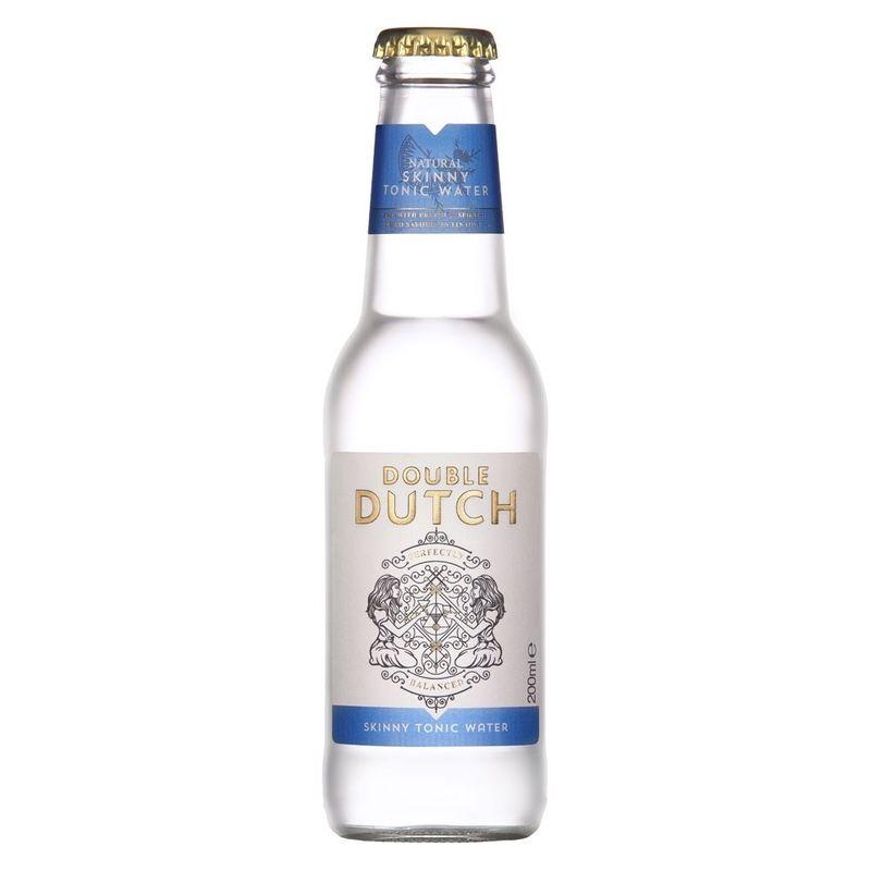 Double Dutch Skinny Tonic - Per fles - tonic - 20cl