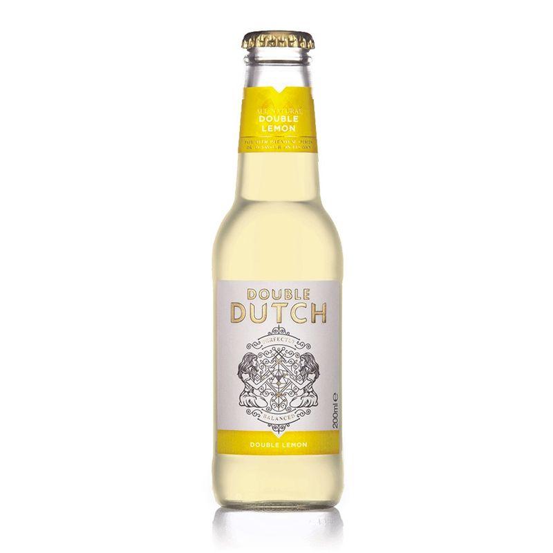 Double Dutch Double Lemon - Per fles - tonic - 20cl