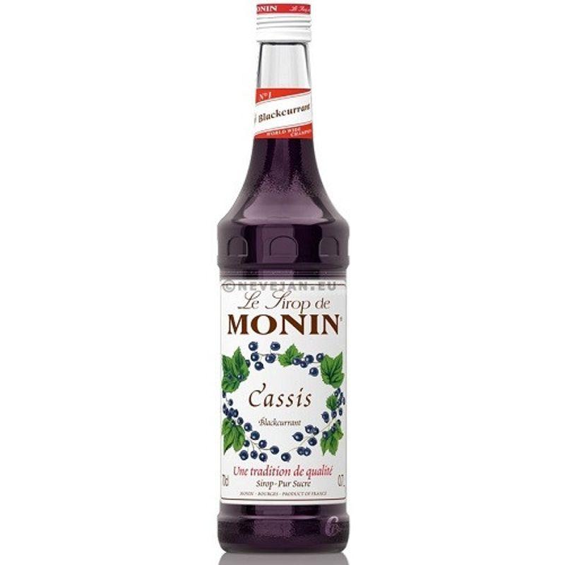 Monin Zwarte Bes / Cassis -  - 70cl