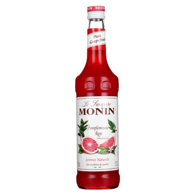 Monin Roze Pompelmoes / Pamplemousse Rose - vanille - 70cl