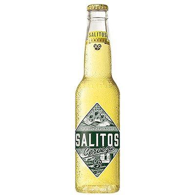 Salitos Cerveza - 24x33cl