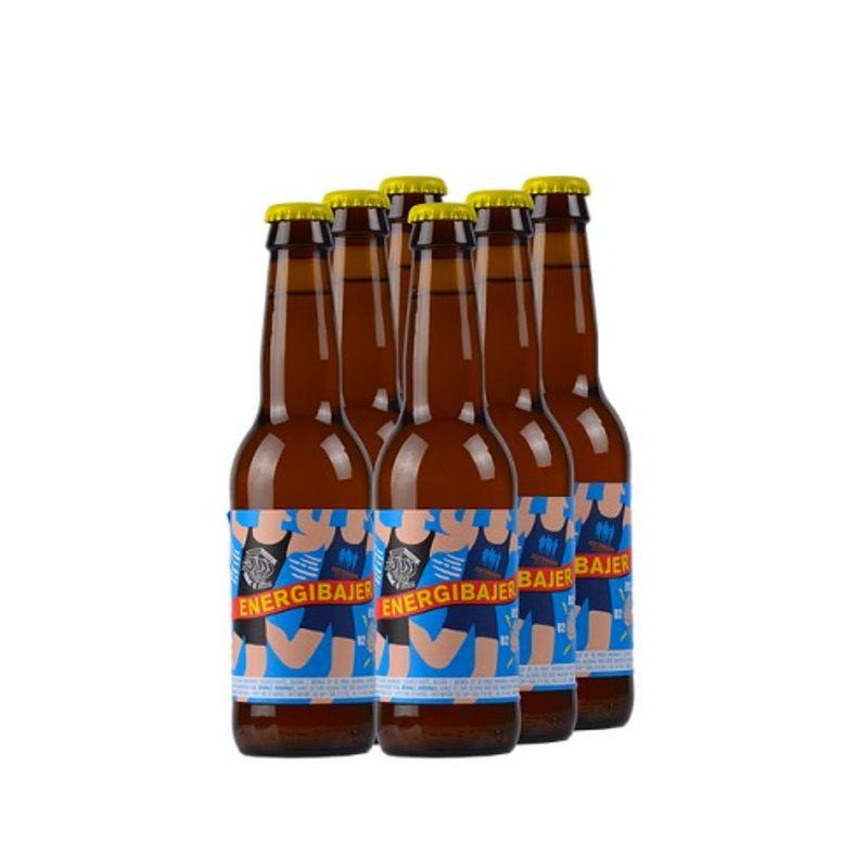 Mikkeller Energibajer 0% - bier - 24x33cl