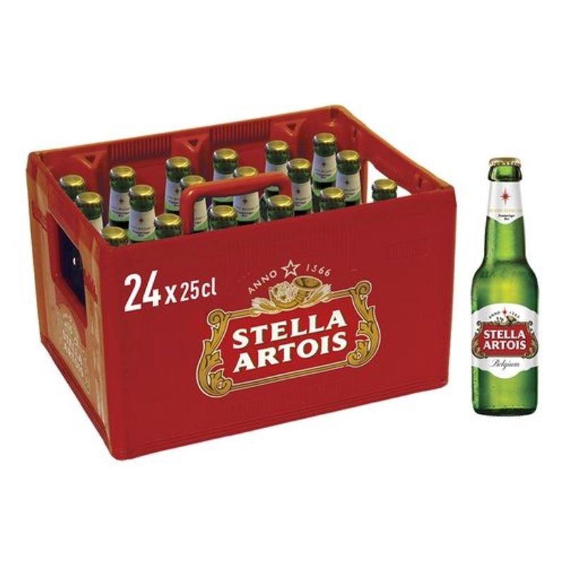 Stella Artois - 24x25cl