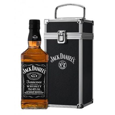 Jack daniel's flight case - 70cl